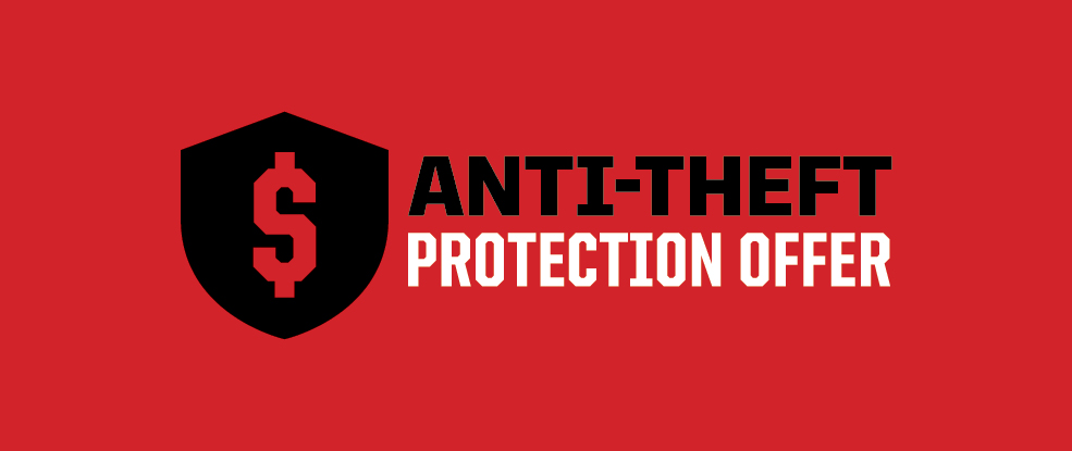 Anti theft protection offer image